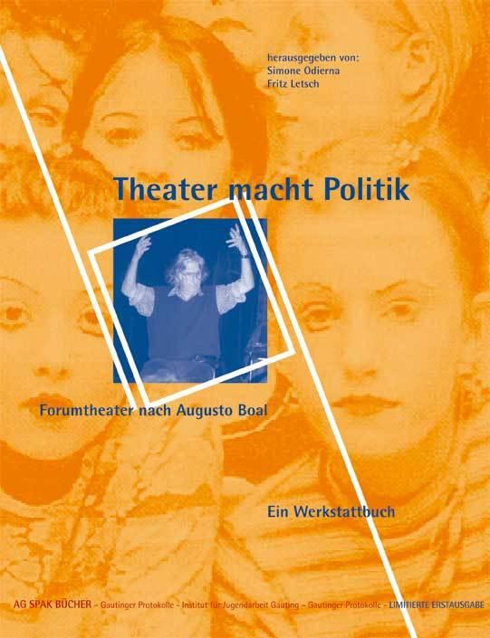 AG SPAK Bücher: Theater macht Politik